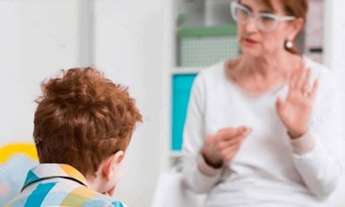Dil ve Konuşma Terapisti tedavi alanları